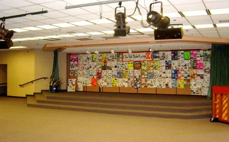 Multipurpose Room - Elementary