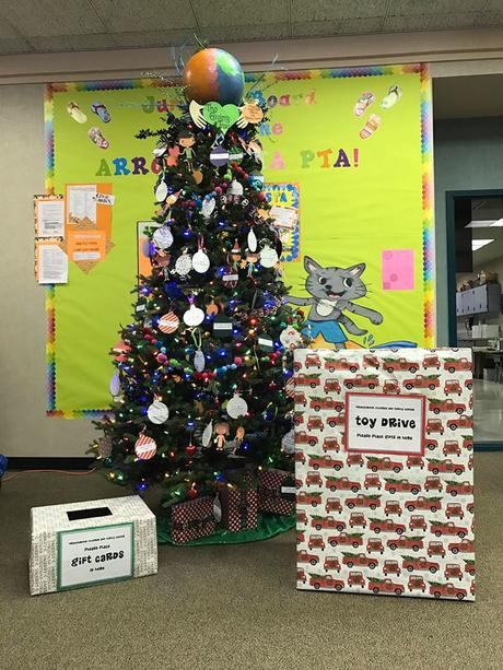 Toy Drive - Stop by the office and check out the Giving Tree.